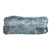 Overige merken Cheforward Schaal rechthoekig marmer zwart 30 x 12,5 cm, 1 stuk
