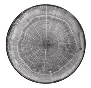 Rak Rak Woodart bord 29 cm beech grey, 1 stuk