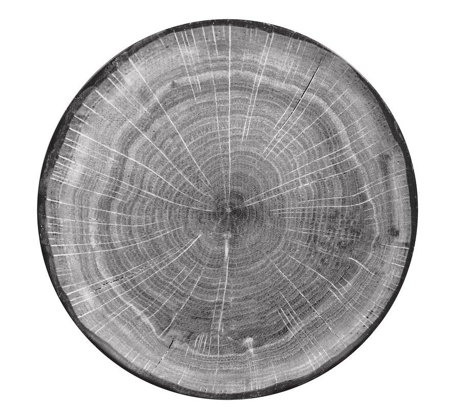 Rak Woodart bord 29 cm beech grey, 1 stuk