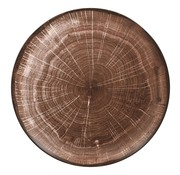 Rak Rak Woodart bord 27 cm oak brown, 1 stuk