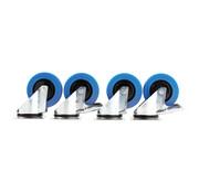 Overige merken Catertech Catertech wielen 130mm, 4 stuks