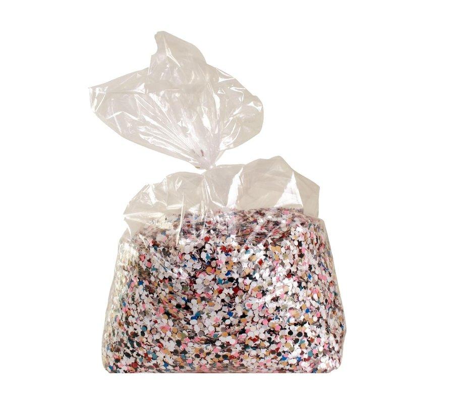 Confetti, multikleur, 5 kilogram