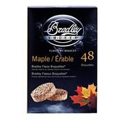 Overige merken Bradley Aromabisquetten esdoorn, 48 stuks