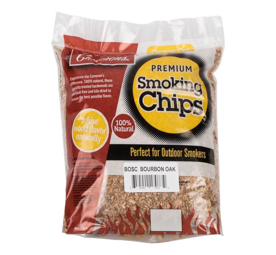 Camerons BBQ chips bourbon, fijn, 775 gram