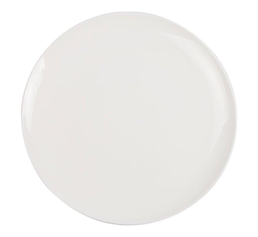 Chic Bord Perla plat 25 cm, 1 stuk