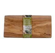 Overige merken Bowl&Dishe Plank van olijfhout 25 x 1,5 cm, 1 stuk