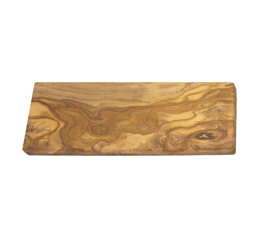 Bowl&Dishe Plank van olijfhout 35 x 1,5 cm, 1 stuk