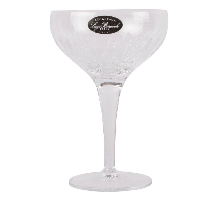 Luigi Borm Cocktailglas 22,5 cl, 6 stuks