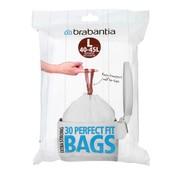 Overige merken Brabantia Afvalzakken trekbandsluiting 40-45 liter, 30 stuks