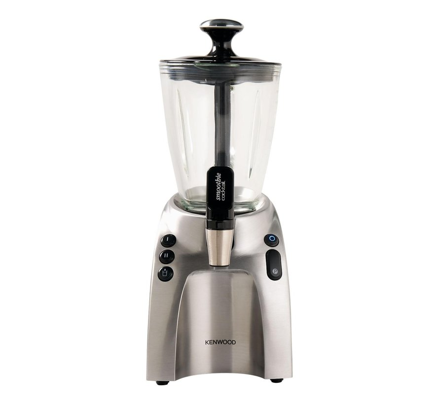 Kenwood Smoothie cocktail maker metal SB327, 1 stuk