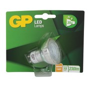 Overige merken Gp LED-lamp reflector Glass 4W-35W GU10, 1 stuk