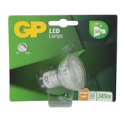 Overige merken Gp LED-lamp reflector Glass 5W-50W GU10, 1 stuk