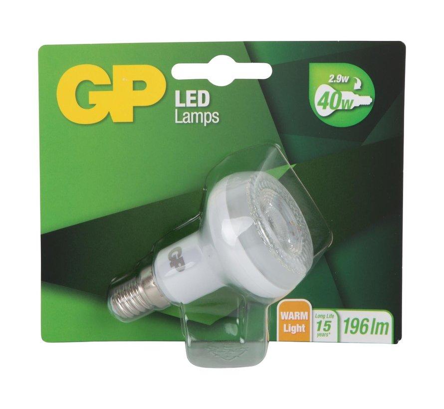 Gp LED lamp reflector 2,9-40 watt E14, 1 stuk
