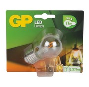 Overige merken Gp LED lamp mini globe 1,2-11 watt E27 gold, 1 stuk