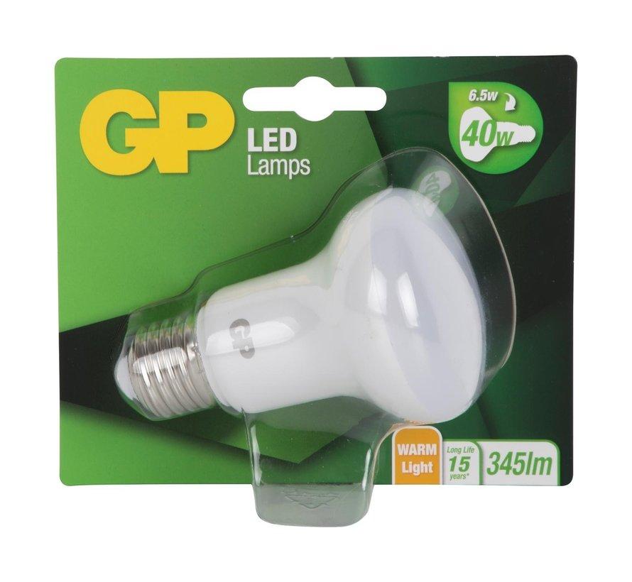Gp LED lamp reflector 6,5-60watt R63 E27, 1 stuk