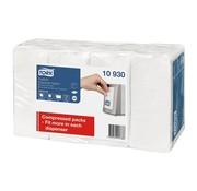 Overige merken Tork Dispenserservet 1-laags 25 x 30 cm, wit, 1200 stuks