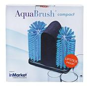 Overige merken Aquafox Aquabrush Glazenspoelborstel compact, 1 stuk