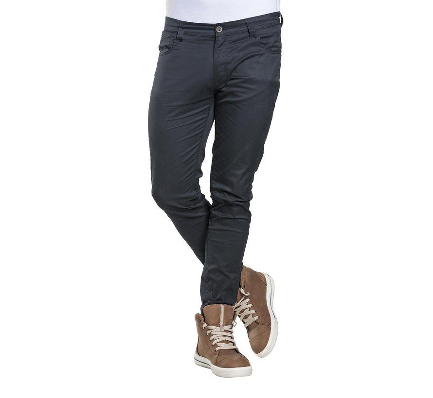 Chaud Devant Koksbroek skinny REG stretch 36, zwart, 1 stuk