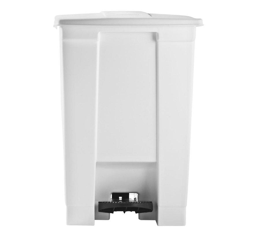 Rubbermaid Container 45,4 liter, wit, 1 stuk