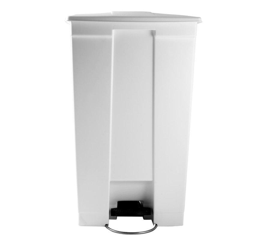 Rubbermaid Container 87 liter, wit, 1 stuk