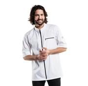 Chaud Deva Chaud Devant Koksbuis modena UFX korte mouwen XL, wit, 1 stuk