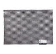 Overige merken Aps Placemat 45 x 33 cm, zilver, 1 stuk