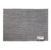 Overige merken Aps Placemat 45 x 33 cm, grijs-zwart, 1 stuk