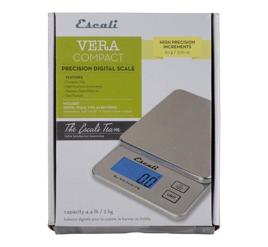 Escali Precisieweegschaal vera 0,1 g max 2 kg, 1 stuk