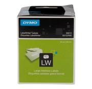 Overige merken Dymo Labeletiket 89 x 36 mm, 2 rollen