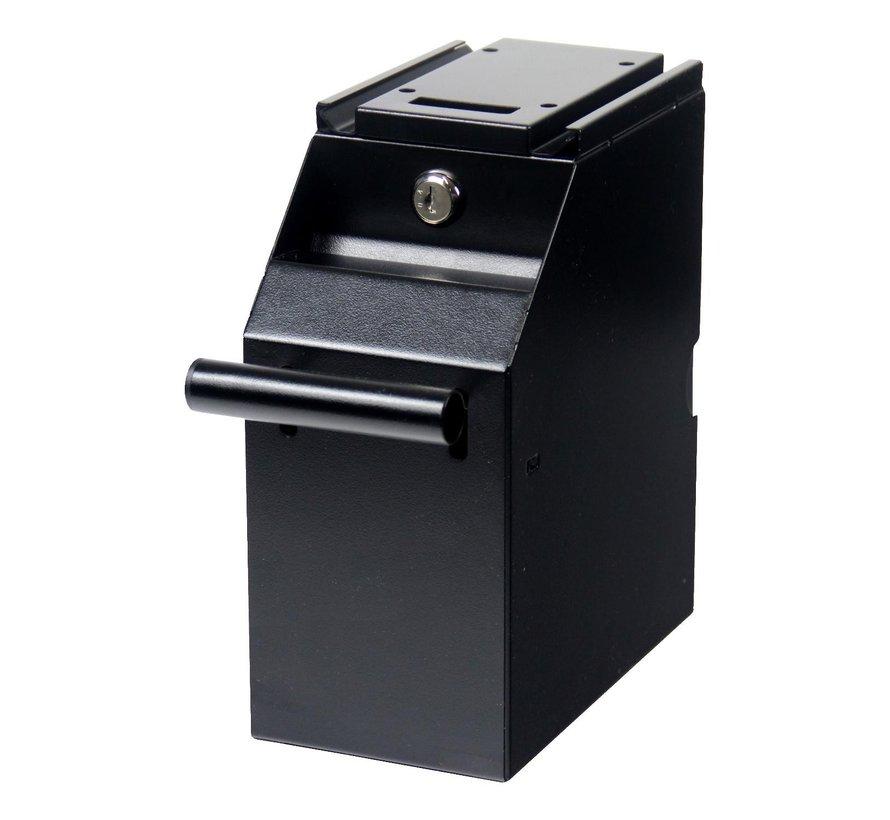 Cashtester Afroomkluis CP 702, zwart, 1 stuk