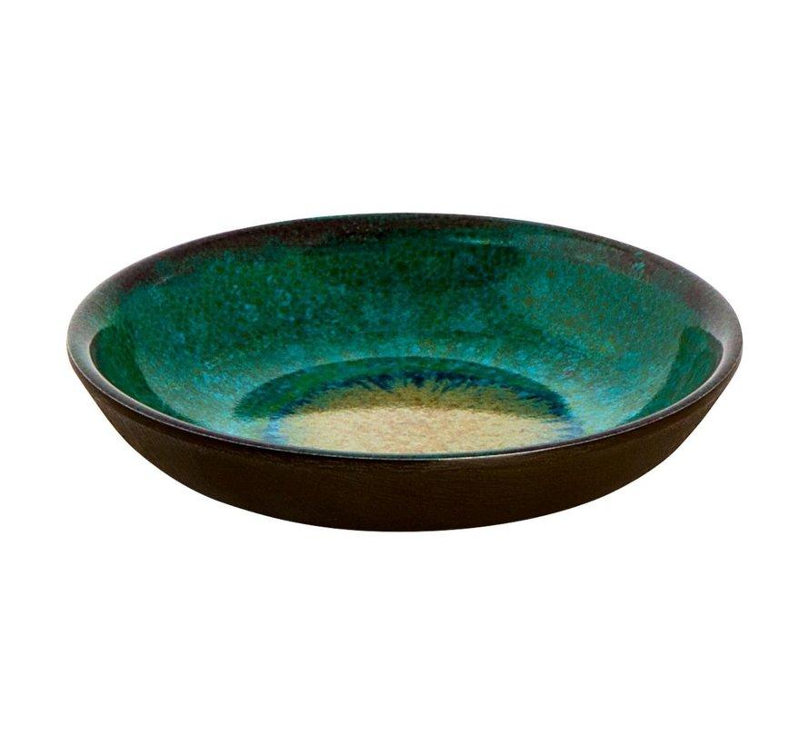 Cheforward Schaal 10 cm, iris/turquoise, 1 stuk