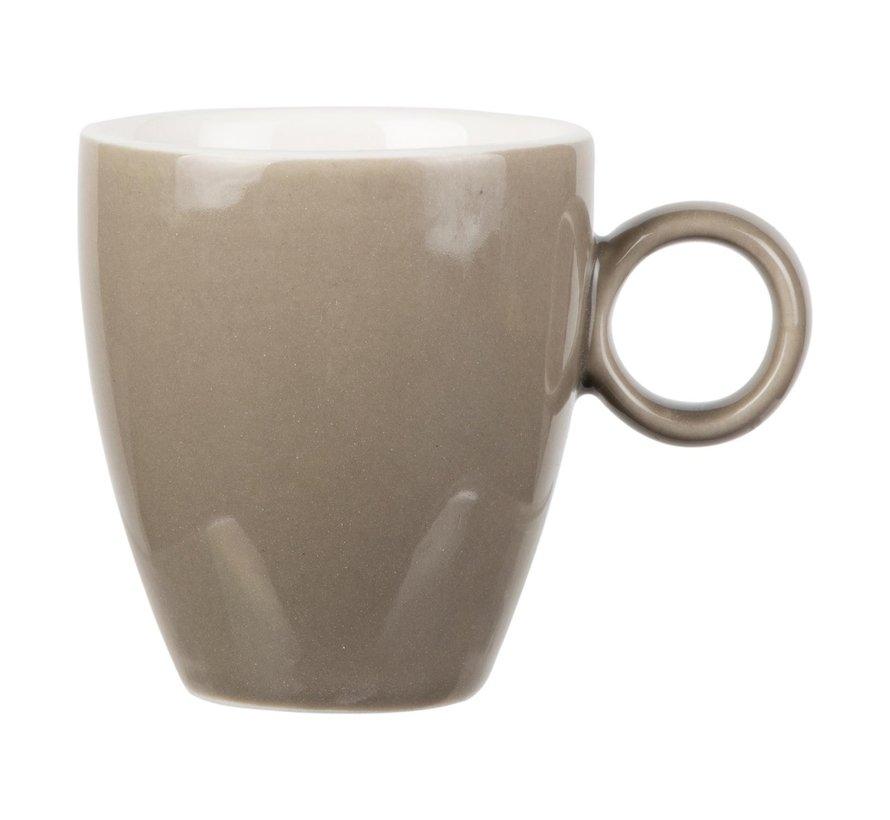Maastricht Kop espresso 6,5 cl, mud, 1 stuk