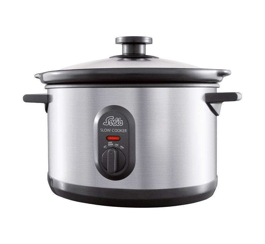 Solis Slow cooker 3 liter, 1 stuk