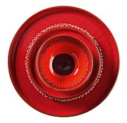 Overige merken Bowl&Dishe Tapasbord Rood 28 cm, 1 stuk