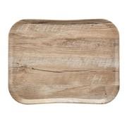 Overige merken Cambro Dienblad 33 x 43 cm, houtlook light oak, 1 stuk