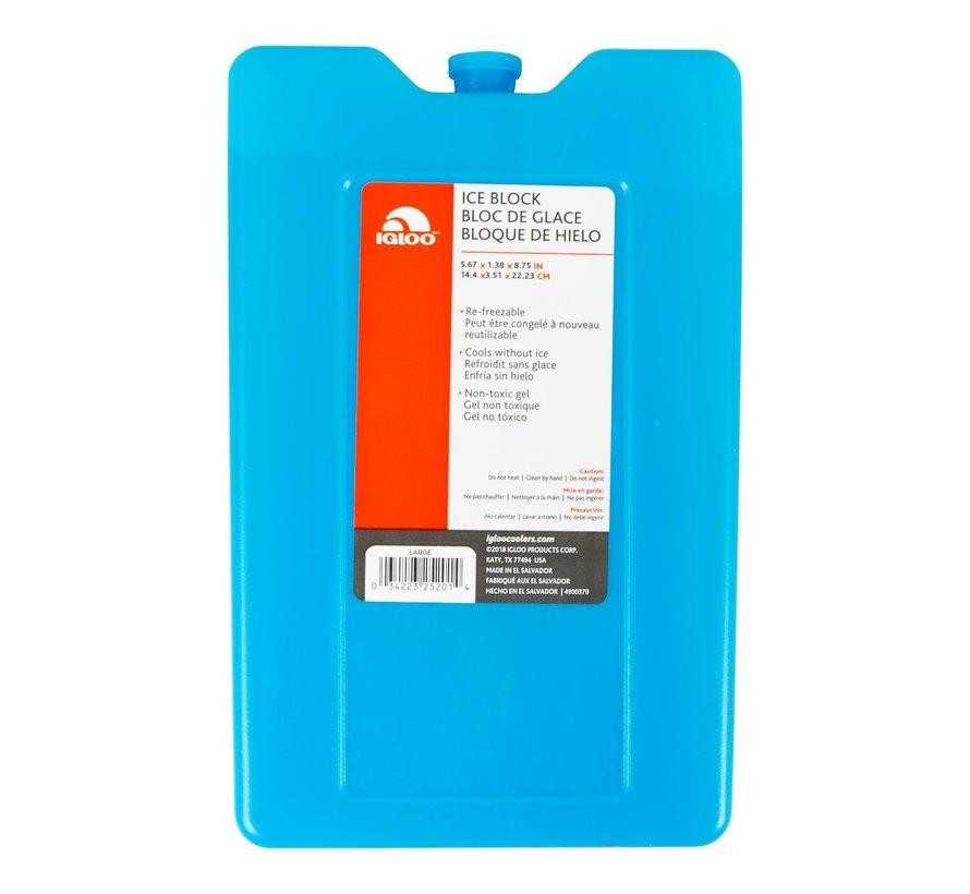 Igloo Koelelement maxcold ice freezer block L, 1 stuk