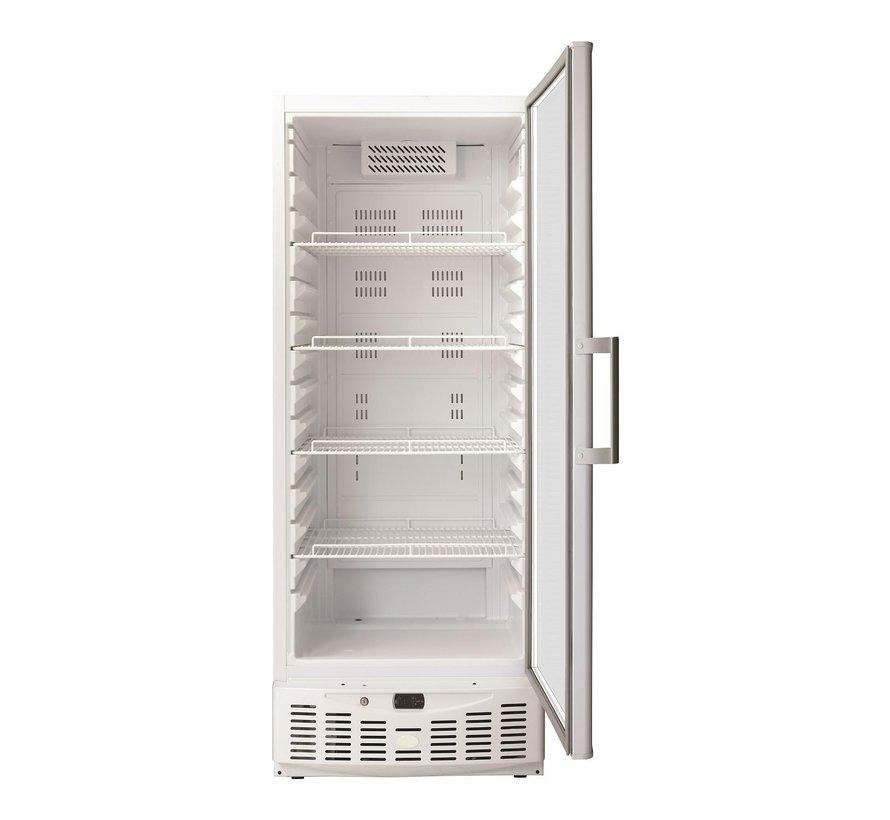 Catertech Horeca koelkast met glasdeur, 1 stuk