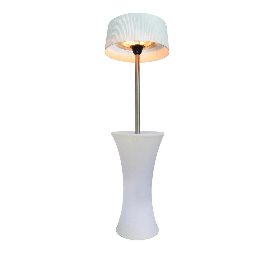 Sunred Heater artix neon 2100 Watt, wit, 1 stuk