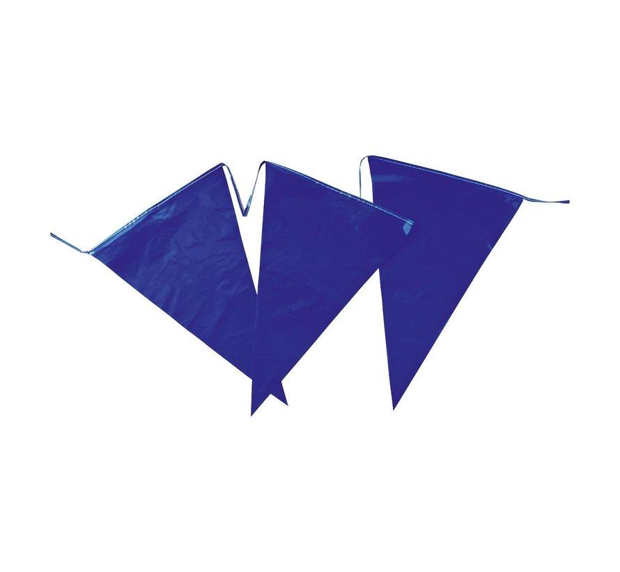 Reuzenvlaggen blauw, 10 meter