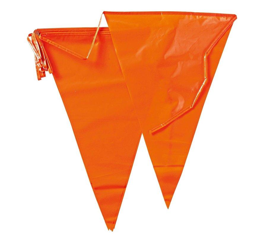 Reuzenvlaggen oranje, 10 meter