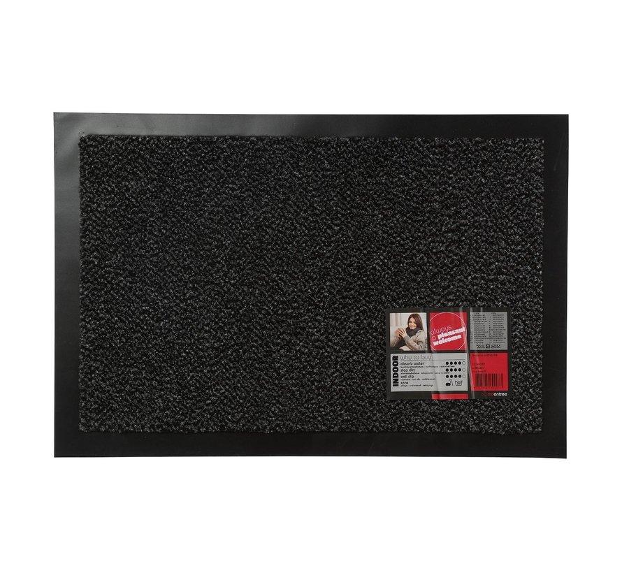 Md Entree Mat Shannon 40 x 60 cm, antraciet, 1 stuk