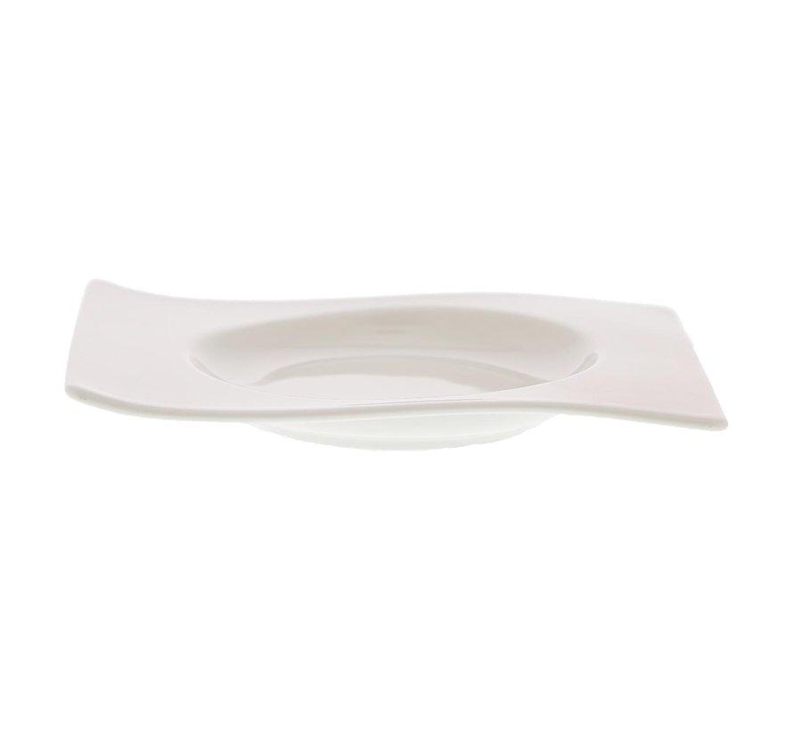 Villeroy & Boch Soepschotel wit, 18 x 15 cm, 1 stuk