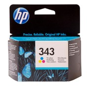 Overige merken Hp Inktcartridge 343 kleur, 1 stuk