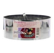 Overige merken Patisse Taartring verstelbaar RVS 13-31 cm x 7 cm, 1 stuk
