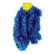Overige merken Guirlande, PVC, brandvertragend blauw, 10 meter