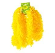 Overige merken Guirlande, PVC, brandvertragend geel, 10 meter