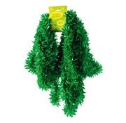 Overige merken Guirlande, PVC, brandvertragend groen, 10 meter
