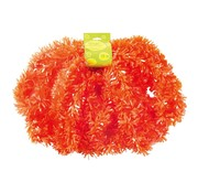 Overige merken Guirlande, PVC, brandvertragend oranje, 10 meter