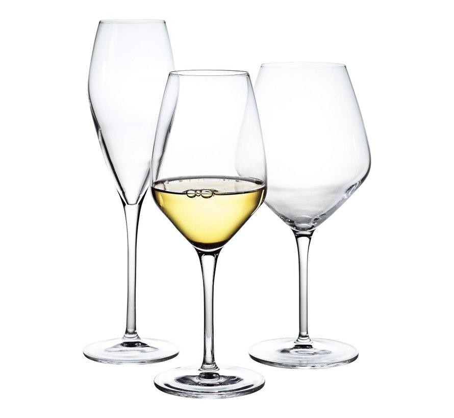 Luigi Borm Champagne/Prosecco 27 cl, 4 stuks