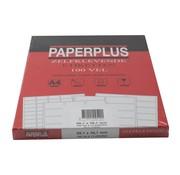 Overige merken Paperplus Zelfklevende etiketten A4, 100 stuks
